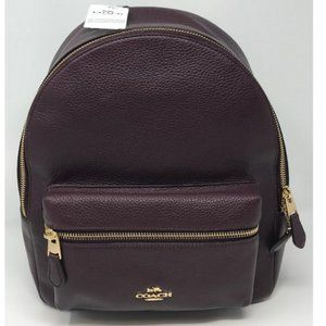 100% Authentic Coach Backpack